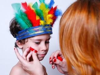 Fantasias de Carnaval Infantil |  Fantasia de Índio
