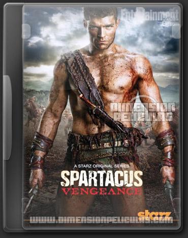 Spartacus Dioses de la Arena Temporada 2 (HDTV Esp.Latino)