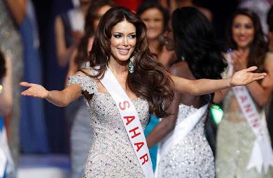 """""""سحر بی نیاز"""" دختر ایرانی کانادایی از شهر ونکوور، توانست عنوان ملکه زیبایی کانادا را کسب کند."""