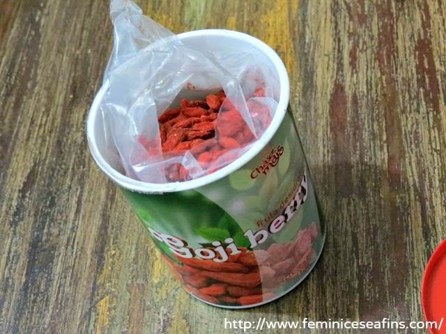 Gojy Berry Chá Mais