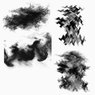 Excellent Smoke Brushes Packs for Ps