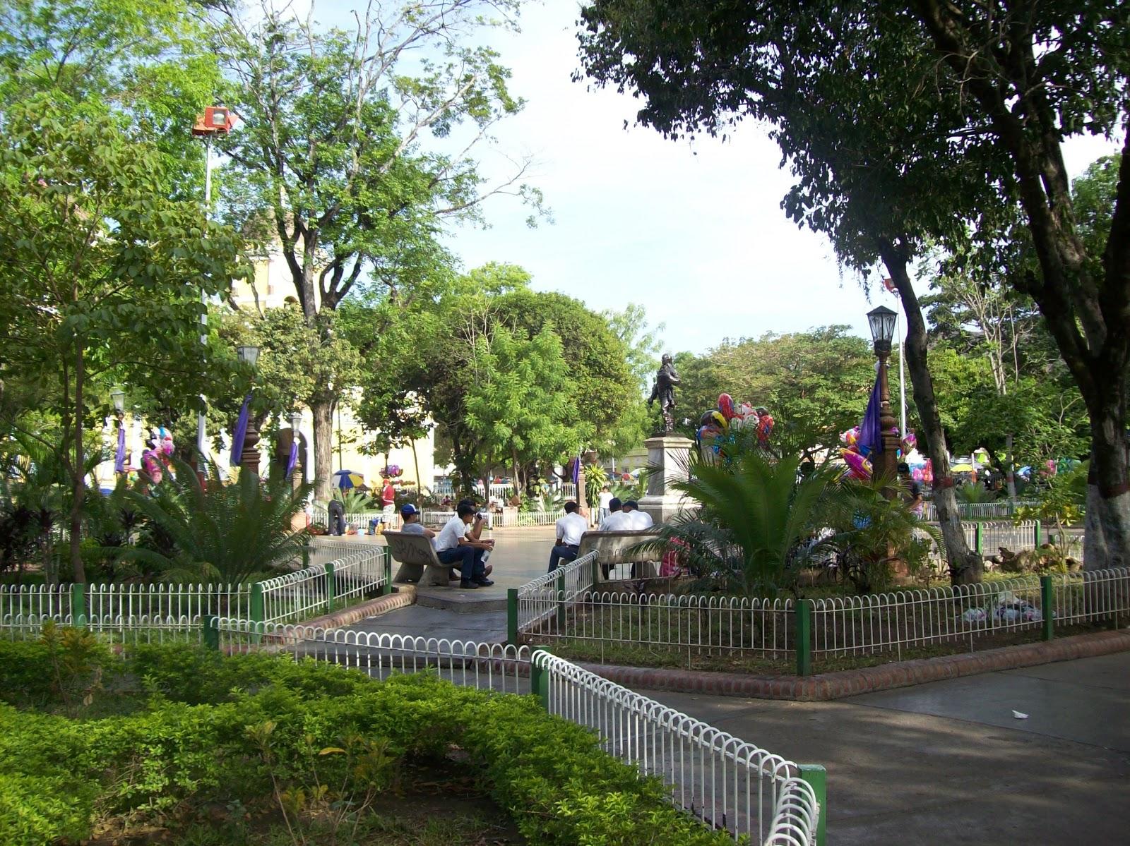 Villa de Cura Contemporánea: Villa de Cura. La Primera