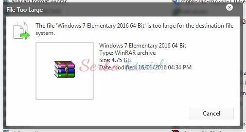 Cara Copy File Ke Flashdisk 1