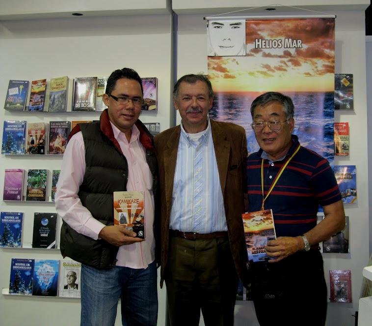 GIRA PROMOCIONAL COLOMBIA 2012 - FERIA DEL LIBRO DE BOGOTÁ,D.C.