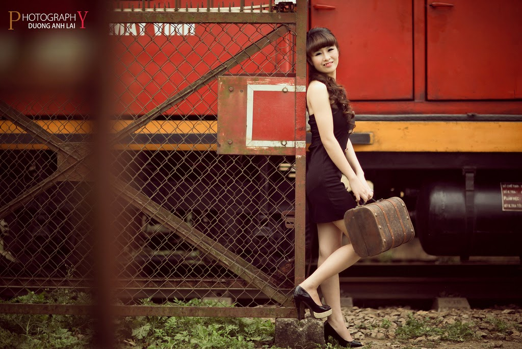 Ảnh đẹp girl xinh HD Việt Nam: Bóng hồng - Ảnh 11