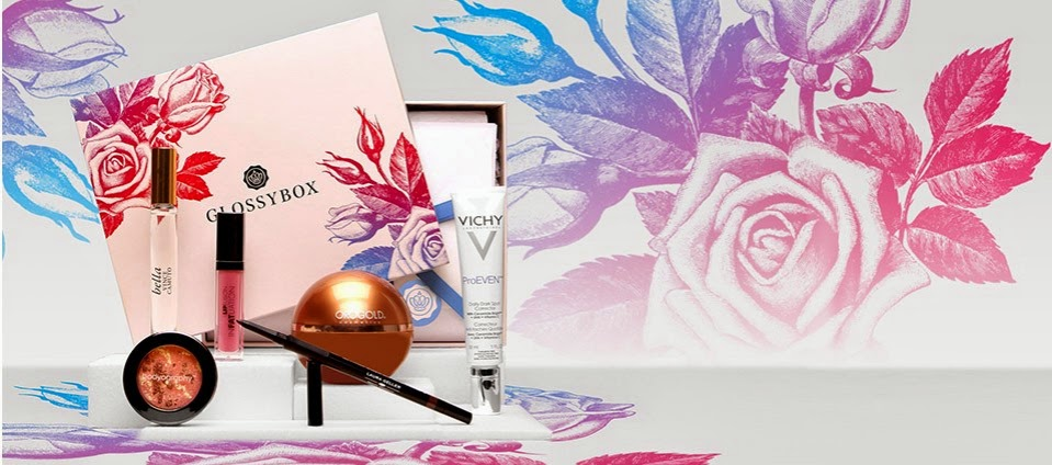May's Glossybox Mother's Day Theme