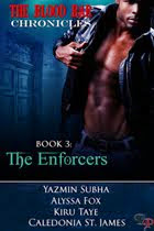 THE BLOOD BAR CHRONICLES, BOOK 3—The Enforcers