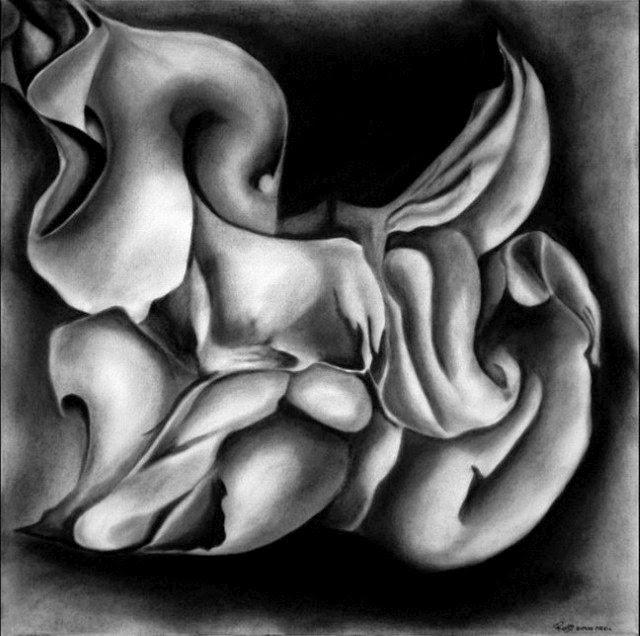 Чёрно-белое искусство. Rupesh Patric