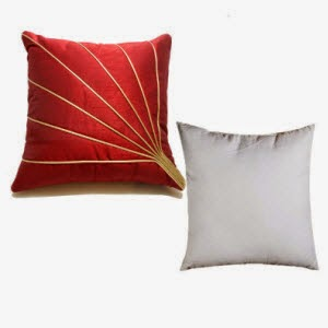 Zikrak Exim Bloom Rays Cushion With Filler Rs. 99 || Pepperfry