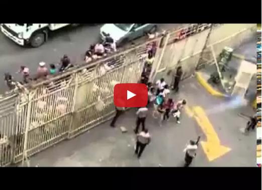 Así hacen compras las personas en Venezuela