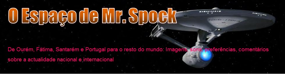 O Espaço de Mr. Spock