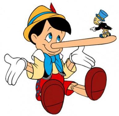 facebook il bugiardo