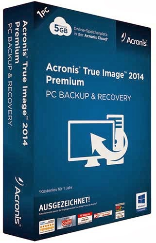 Acronis Backup CD with Universal Restore 301e7d65c20c0ea15876c812c87cdf4b