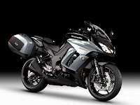 Gambar Motor 2012 Kawasaki Z1000SX Tourer - 2