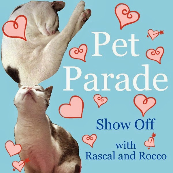 Valentine's Pet Parade