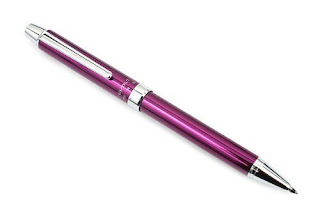 Pilot 2 + 1 EVOLT 0.7mm Ballpoint Multi pen Sharp pen BTHE-1SR-V Import Japan