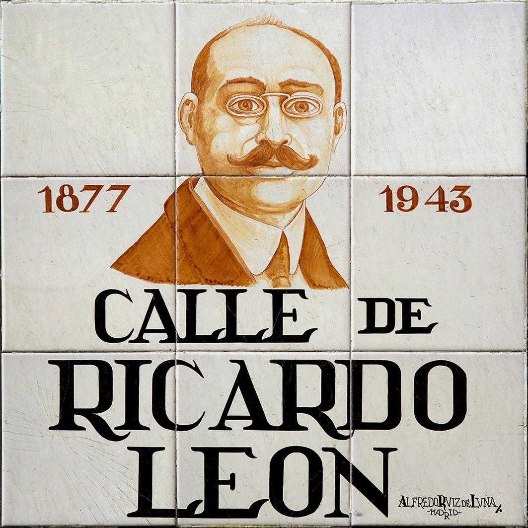 Calle de Ricardo León