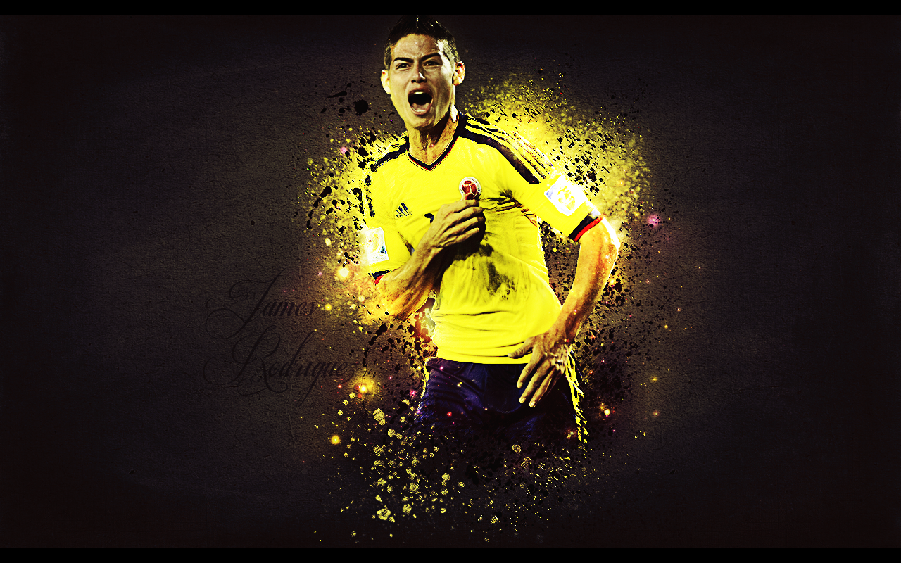 James Rodriguez Wallpapers HD Free Download