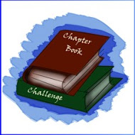 Chapter Book Challenge Badge