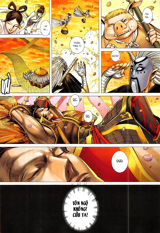 Tây Du chap 26 Trang 12 - Mangak.info