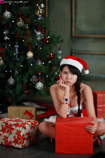 3 Santa Cha Sun Hwa-very cute asian girl-girlcute4u.blogspot.com