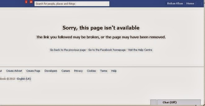 how to contact facebook DMCA agent