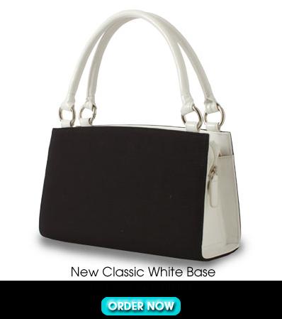 Miche White Classic Base Bag
