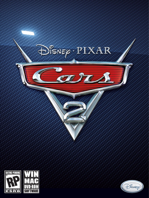 Cars 2: The Video Game (2011/PC/RUS)