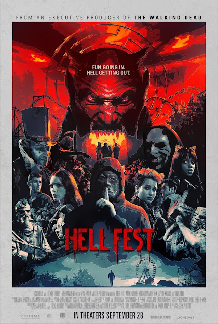 Hell Fest [2018] [BBRip 1080p] [Dual Audio]