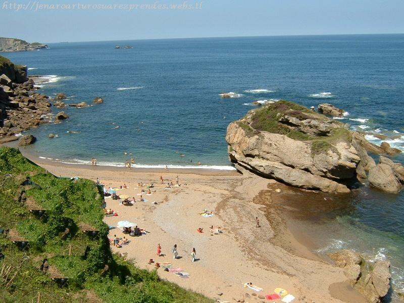 playa espana gijon