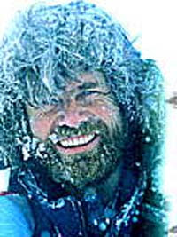 رینولد مسنر،اسطوره کوهنوردی جهان