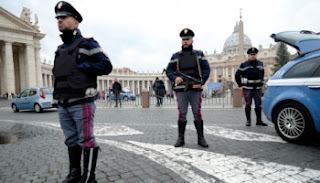 Italy expels suspected Albanian jihadist