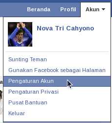 facebook account