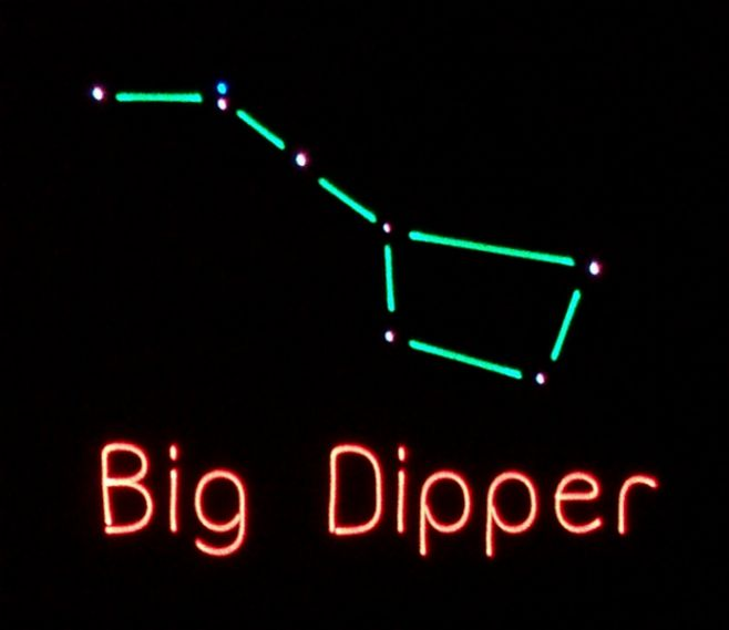 the story of the big dipper The story of nautilus see issue library  a quick spin around the big dipper see how the night sky would appear from a different part of the galaxy.