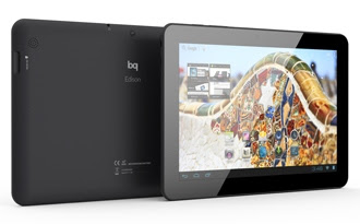 bq edison tablet