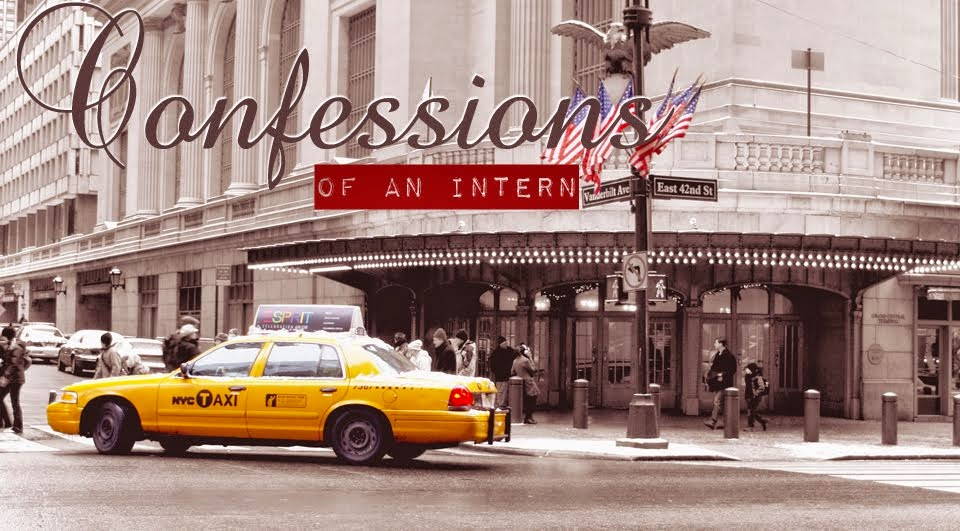 Confessions of an intern - als PR-Praktikantin in New York