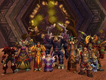 World of Warcraft games PC