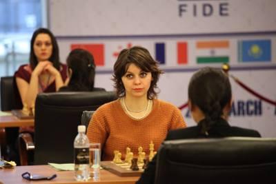 Nino Maisuradze - Photo © Anastasiya Karlovich