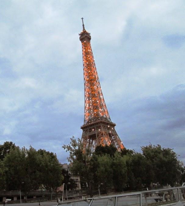 Excursie Paris - Coasta de Azur: ziua 4, Paris