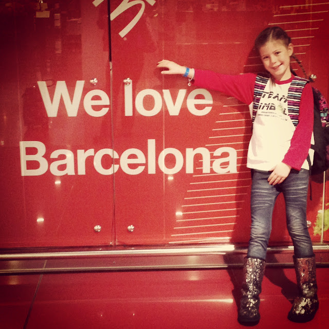 We Love Barcelona!: Embarkation point for Mediterranean Cruise 2012