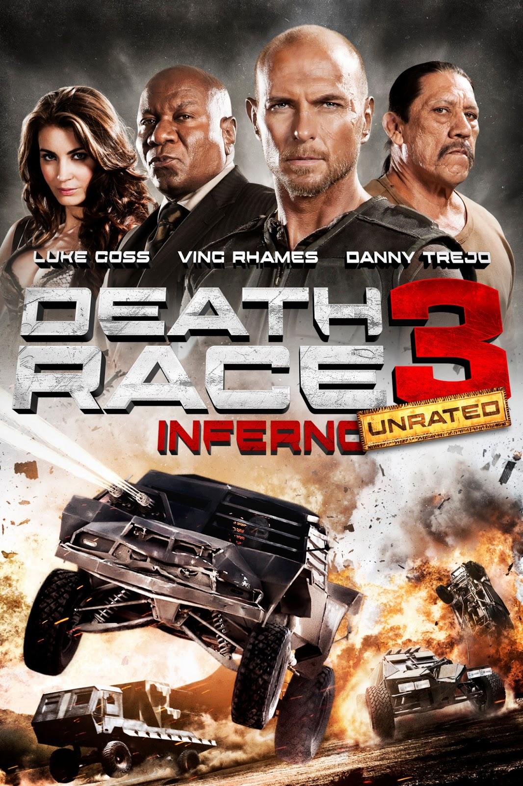 Death Race 3 ölüm Yarışı 3 Türkçe Dublaj Izle 2013 Film Izle