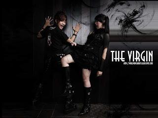 free download Lagu Cinta Terlarang - The Virgin mp3 + syair dan Lirik serta gambar kunci chord gitar lengkap