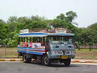 Sukhothai bus
