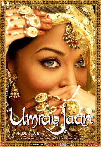 Umrao Jaan (2006) Movie Poster