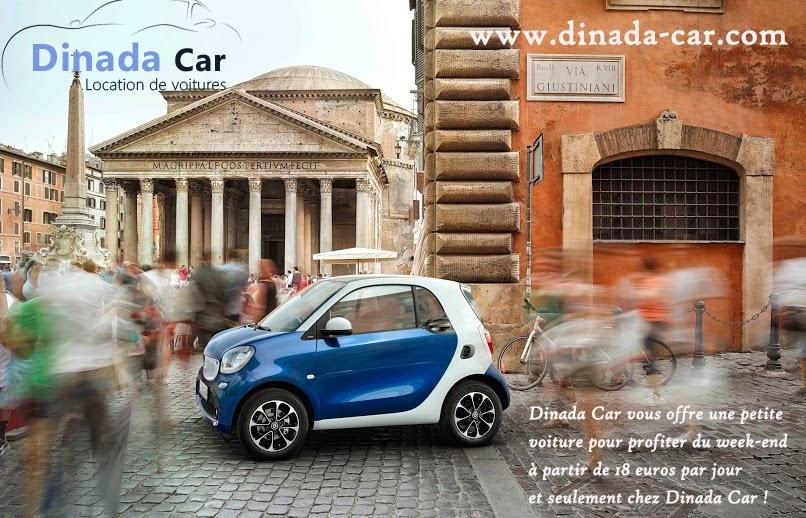 Location de voiture 6 euros par jour