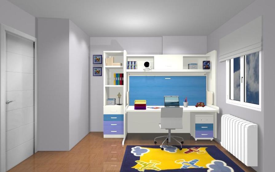Camas abatibles en madrid camas abatibles toledo for Cama 3d dibujo