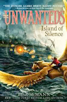 bookcover of ISLAND OF SILENCE (Unwanteds #2) by Lisa McMann