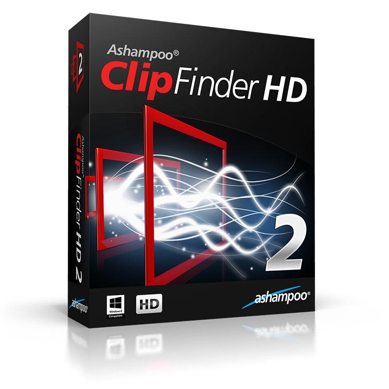 Download Ashampoo ClipFinder HD 2.47