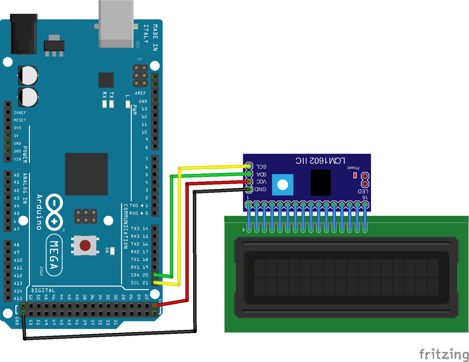 Start with Arduino Yun