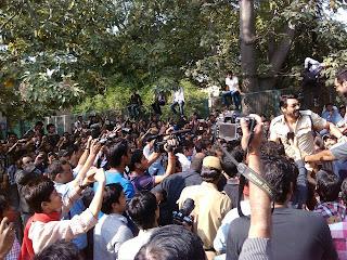 Chakravyuh Team At Delhi Hindu College
